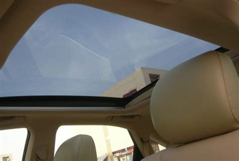 lexus rx  panoramic glass roof