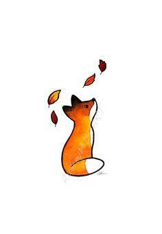 cute fox drawing google search  images cute