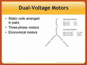 3 Phase Low Voltage Motor Wiring