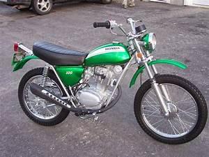 1970 Honda Sl100 Parts