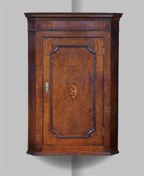 Antique Corner Cupboards For Sale by Antique Oak Corner Cupboard 4324 La55819