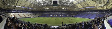 Both parties have agreed to keep the details of the transfer undisclosed. Veltins Arena (Arena auf Schalke) - StadiumDB.com