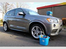 Update Everyday Living With The 2013 BMW X3 28i The