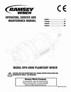 Ramsey Winch Rph