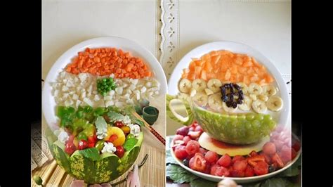 Ideas For Salad Decoration Competition Elitflat
