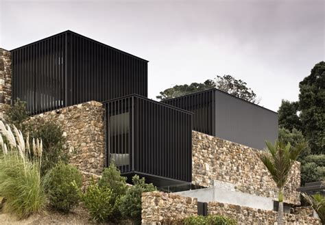 local rock house pattersons archdaily