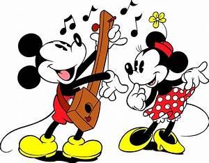 Micky Maus Und Minnie Maus : in love mickey mouse clipart clipart suggest ~ Orissabook.com Haus und Dekorationen