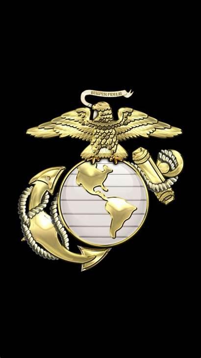 Usmc Iphone Marine Corps Wallpapers Emblem Backgrounds