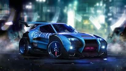 Rocket League 4k Games Artistic Vehicle Wallpapers