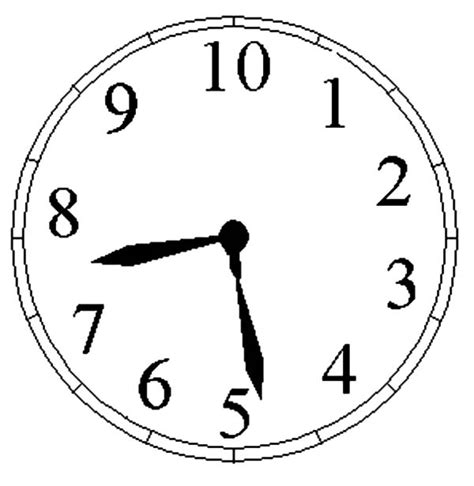 clock coloring page blank digital clock coloring page coloring pages