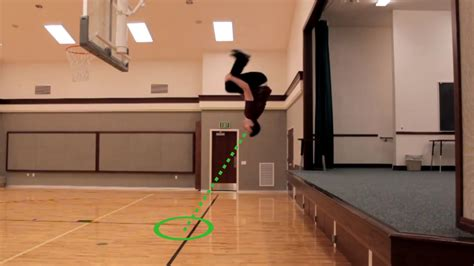 How To Do A Standing Back Flip From The Ground 14 Steps