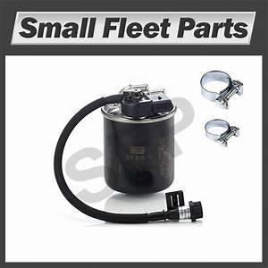 Sprinter Fuel Filter 2 1l Om651 Engine Mercedes Benz