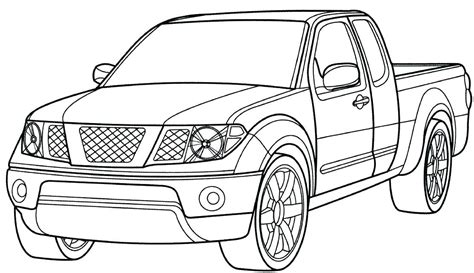 Classic Cars And Trucks Coloring Pages Coloring Pages Cars And Trucks Surfnpig