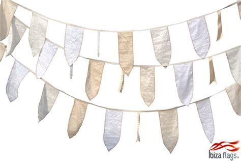 vlaggen en slingers eventdecoratie huren ibiza flags