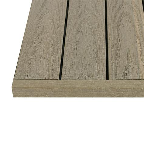 newtechwood 1 6 ft x 1 ft quick deck composite deck tile