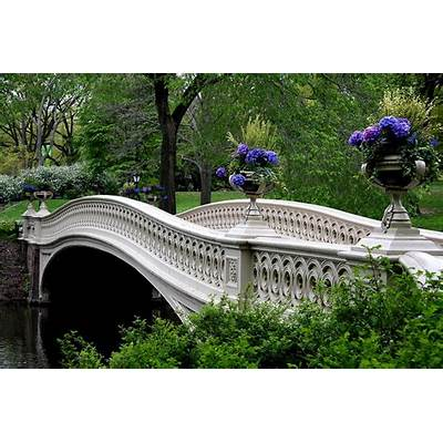 Bow Bridge: A Symphony in Stone