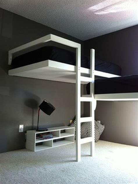 furniture  cool bunk beds custom bunk beds