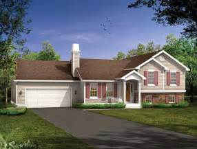 tri level home carriage house plans split level house plans