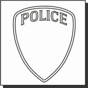 Police patch for Police patch design template