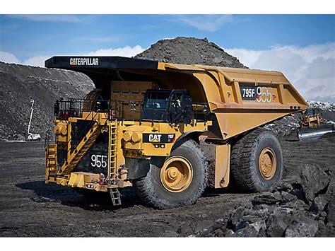 Cat | 795F AC Mining Truck / Haul Truck | Caterpillar