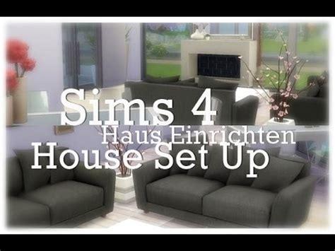 wie kaufe ich ein haus wie richte ich bei sims4 ein haus ein haus einrichten house set up elistar