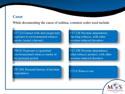 icd  codes  documenting asthma