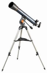 Celestron Astromaster 90AZ Refractor Telescope - Optics ...