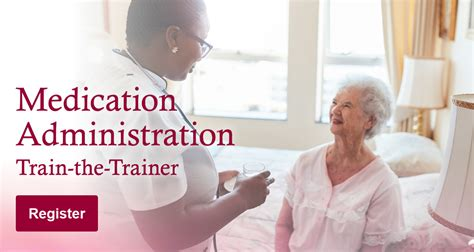 medication administration state approved train
