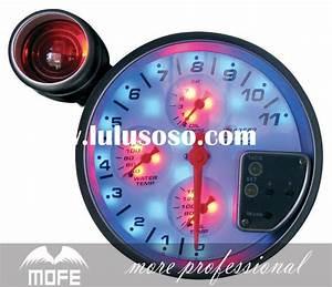 Auto Gauge Tachometer Wiring Diagram  Auto Gauge