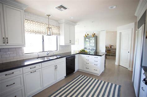 updating white kitchen cabinets 30 budget kitchen updates that make a big impact hgtv 6685