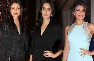 Wow! Katrina Kaif, Anushka Sharma And Jacqueline Fernandez ...