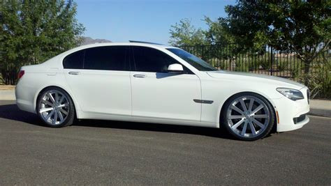 Bmw 7 Series Sedan Modification by H2obnd 2009 Bmw 7 Series750li Sedan 4d Specs Photos