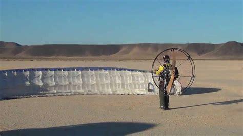paramotor at jean dry lake bed nevada youtube