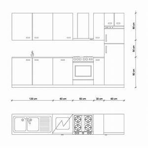 Gallery of best misure elementi cucina gallery misure for Misure elementi cucina