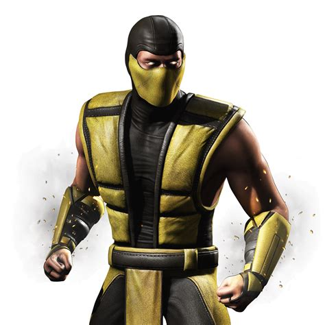 mkwarehouse mortal kombat  scorpion