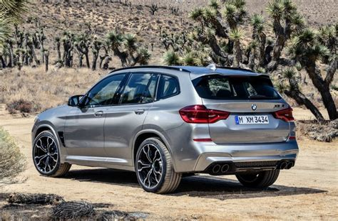 Bmw X3m Release Date by All New 2020 Bmw X3 M And X4 M What You Need To U