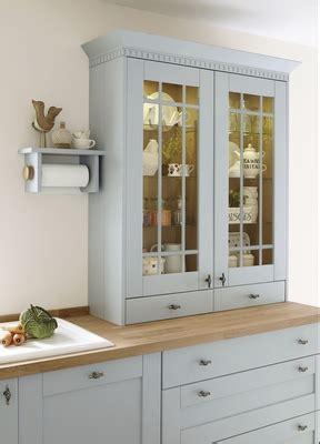 Tewkesbury Blue Kitchen   Shaker Kitchens   Howdens Joinery