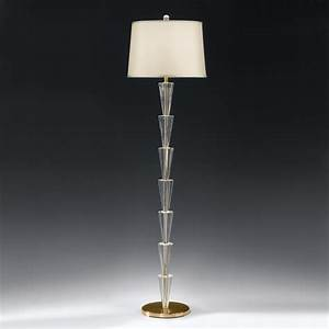 8072 dover floor lamp decorative crafts With dover silver floor lamp