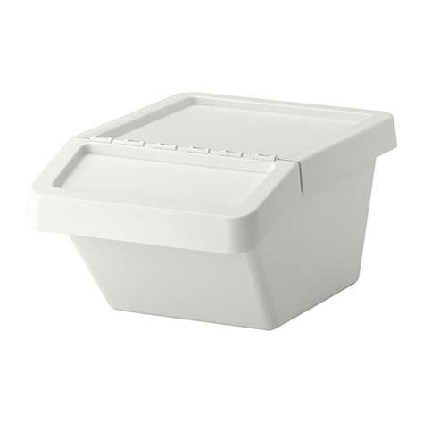 kitchen storage containers ikea sortera abfalleimer mit deckel ikea 6159