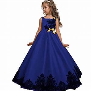 Kinder Vorhänge Mädchen : kleider in blau von iwemek f r m dchen ~ Markanthonyermac.com Haus und Dekorationen