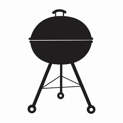 Bbq Grill Clipart Background Transparent Clip Silhouette