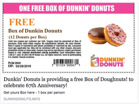 07002 Digitsu Coupon by Different 2019 Dunkin Donuts Coupons Printable Coupons