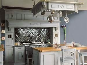 Cuisine Ancienne Campagne : la cuisine le charme nouveau le journal de la maison ~ Nature-et-papiers.com Idées de Décoration