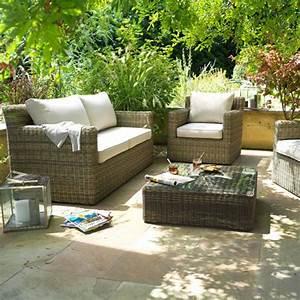 Salon De Jardin Osier : dilemme du salon de jardin ~ Dallasstarsshop.com Idées de Décoration