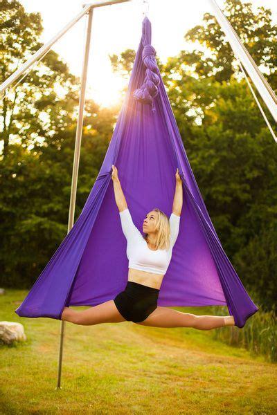 aerial sling aerial silk hammock kama fitness aerial