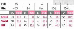Pants Conversion Chart Savage Culture Size Conversion Chart Canada