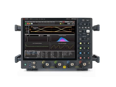 Uxra Infiniium Uxr Series Oscilloscope Ghz