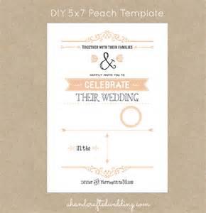 free wedding invitations free rustic wedding invitation templates gangcraft net