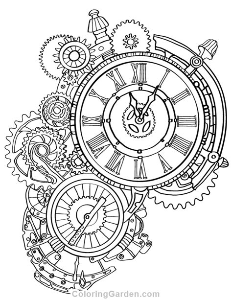 Pin on Adult Coloring Pages at ColoringGarden.com