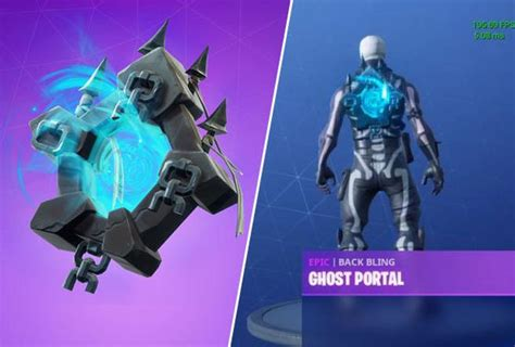 vuelve la skin skull trooper  fortnite